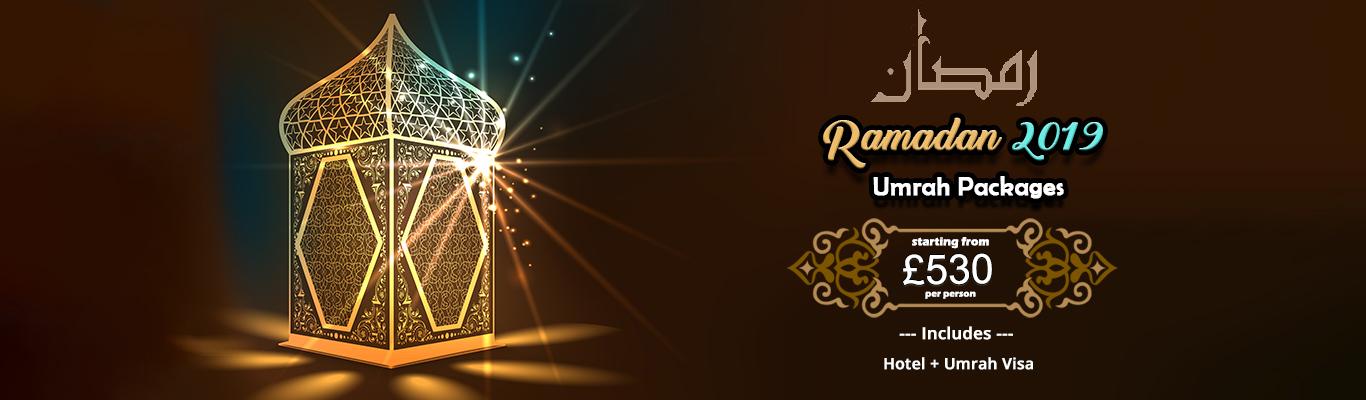 Umrah Banner: Cheap Umrah Packages 2018-19
